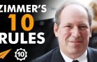 Hans Zimmer's Top 10 Rules For Success