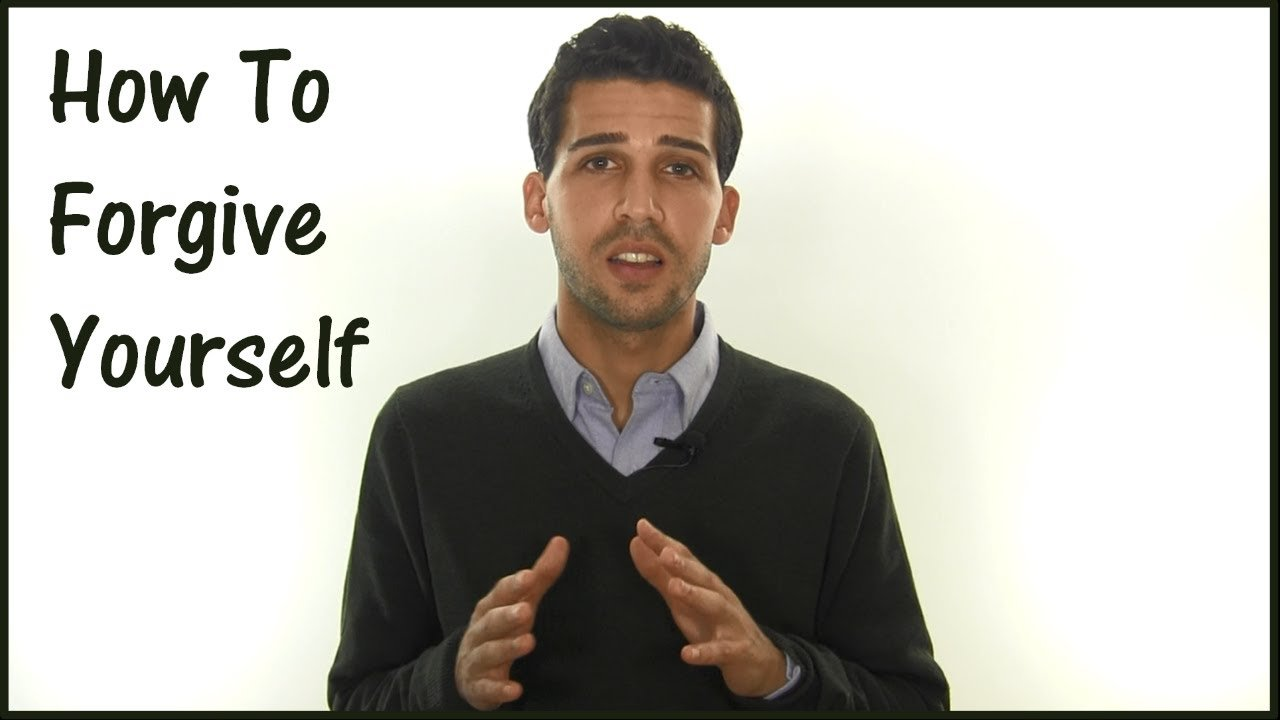 How To Forgive Yourself – How To Stop Feeling Guilty