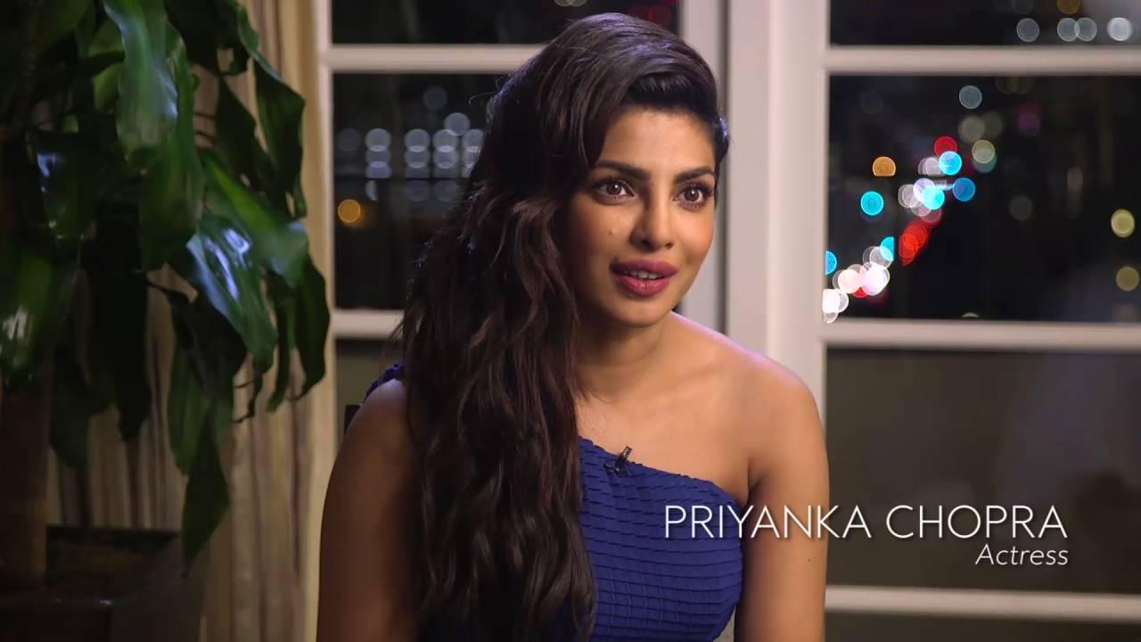 """Priyanka Chopra: """"I Believe in a Woman Having Curves"""""""
