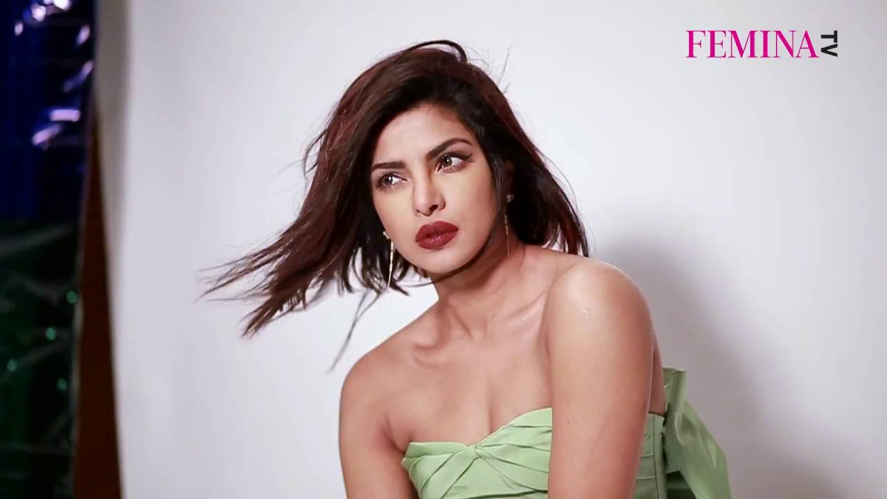 Priyanka Chopra Inspiring taalk on Success