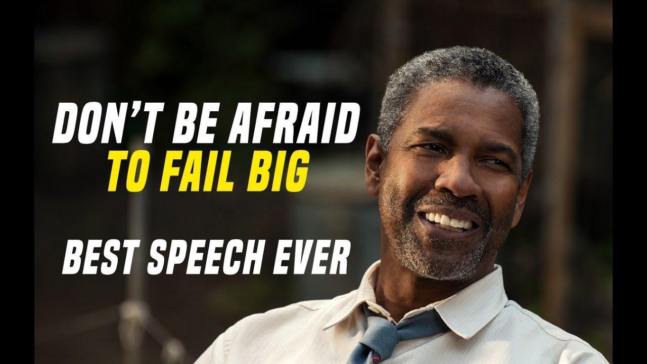 Denzel Washington – Aspire To Make A Difference – Best Motivational Speech Ever
