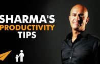 Robin Sharma's Productivity