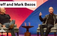 Amazon CEO Jeff Bezos and brother Mark on secrets to success