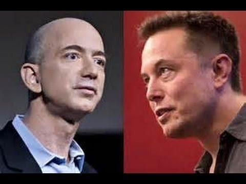 Elon Musk on Jeff Bezos