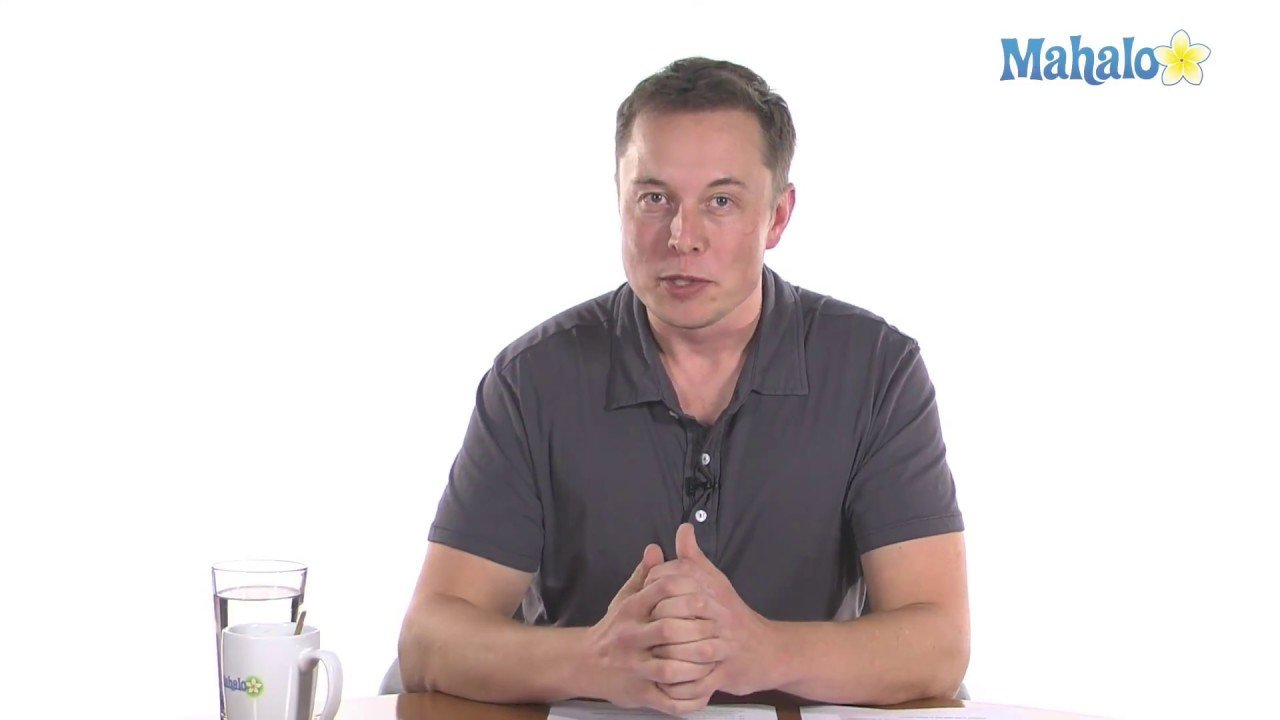 Elon Musk's Advice to College Graduates