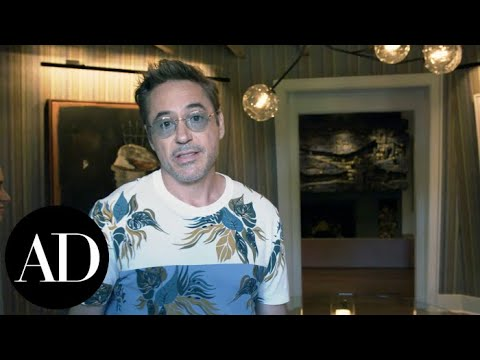 Inside Robert Downey Jr.'s Windmill Home | Architectural Digest