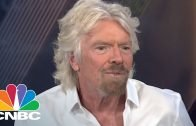 Richard Branson: Elon Musk Is 'Absolutely Fixated' On Going To Mars