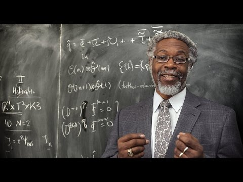 Theoretical Physicist Finds Computer Code in String Theory