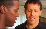 Tony Robbins Cures stuttering in a flash!