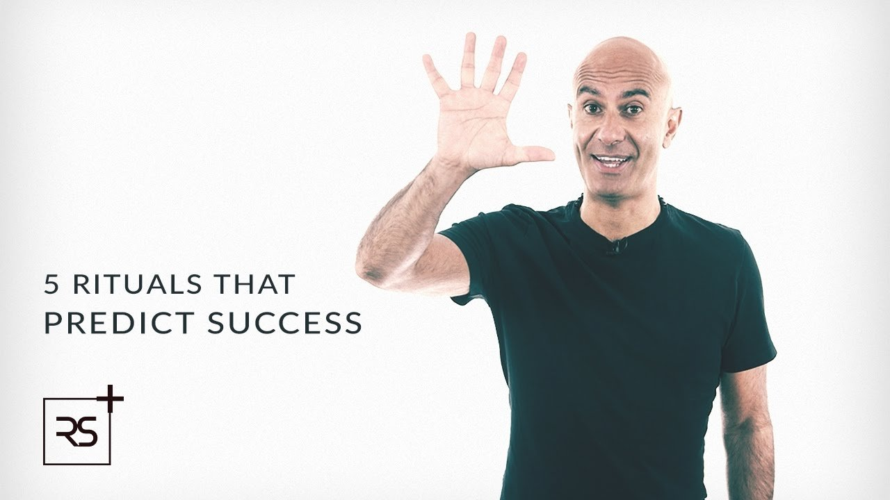 5 Rituals That Predict Success