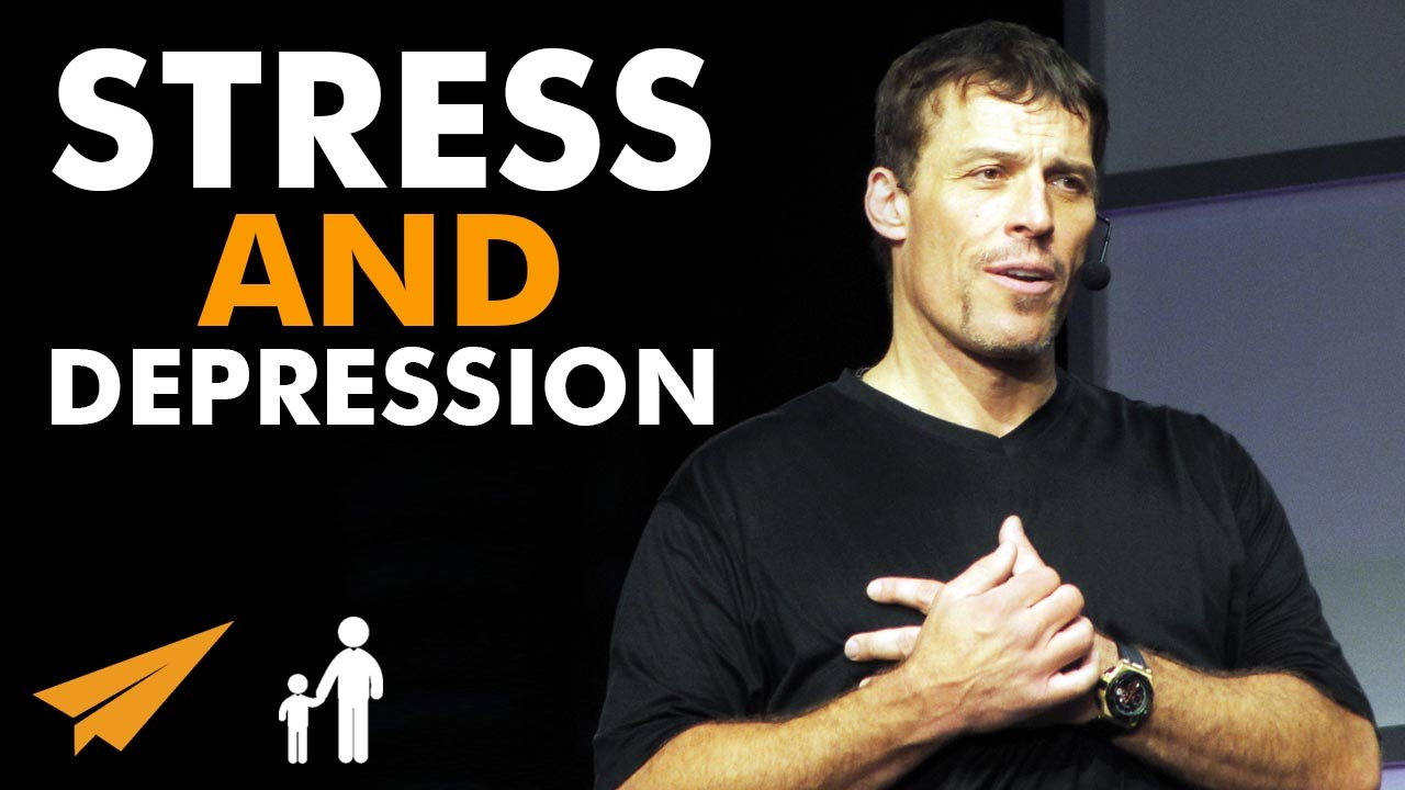 How to deal with STRESS and DEPRESSION