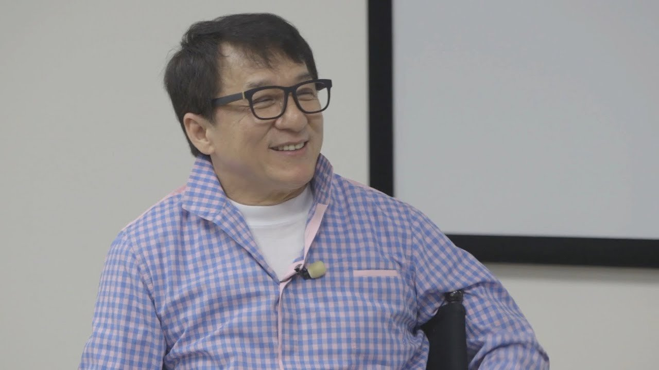 "Jackie Chan: ""The Foreigner"""
