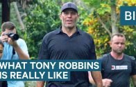 Spending 4 days with Tony Robbins!