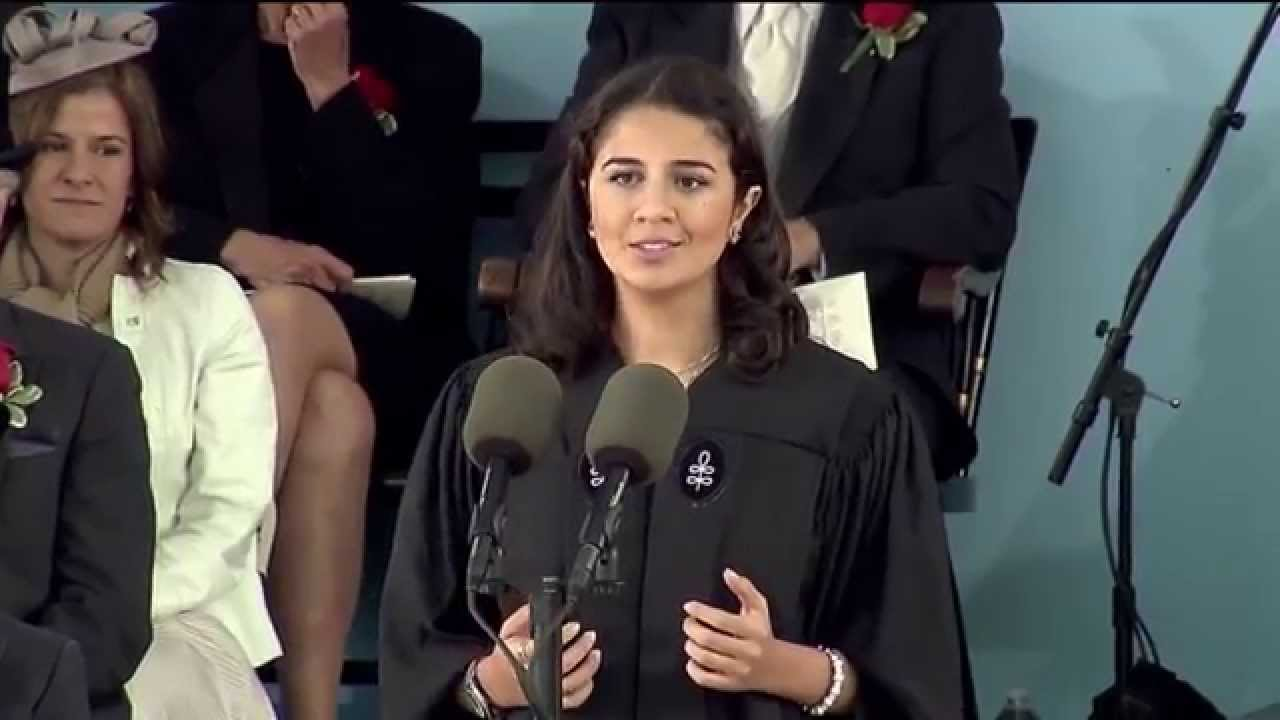 Undergraduate Speaker Sarah Abushaar – Harvard