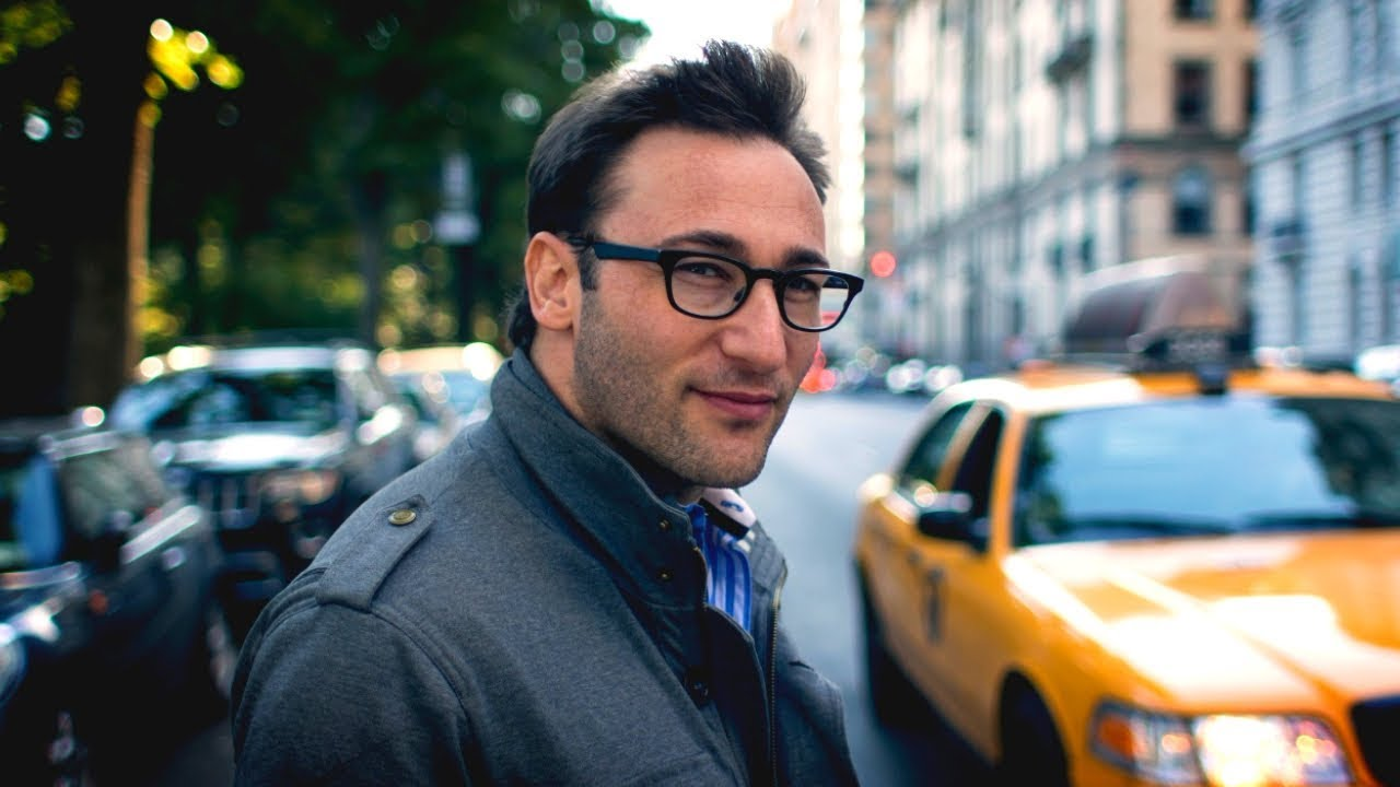 SIMON SINEK – ARE YOU WILLING TO RISK IT ALL – INCREDIBLE SPEECH