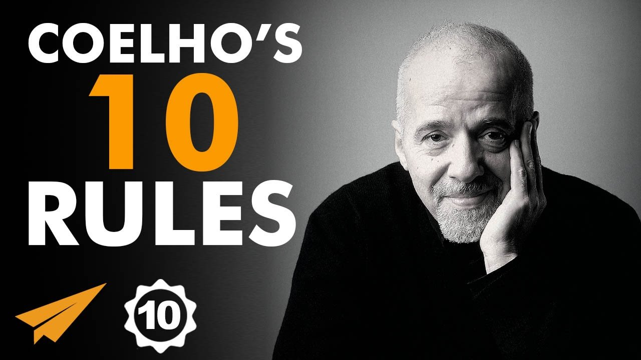 """Because Universe talks"" Paulo Coelho's Top 10 Rules For Success"