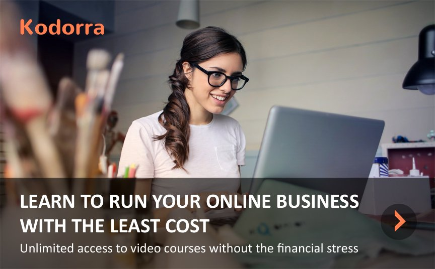 Learn to run a successful online business – Kodorra