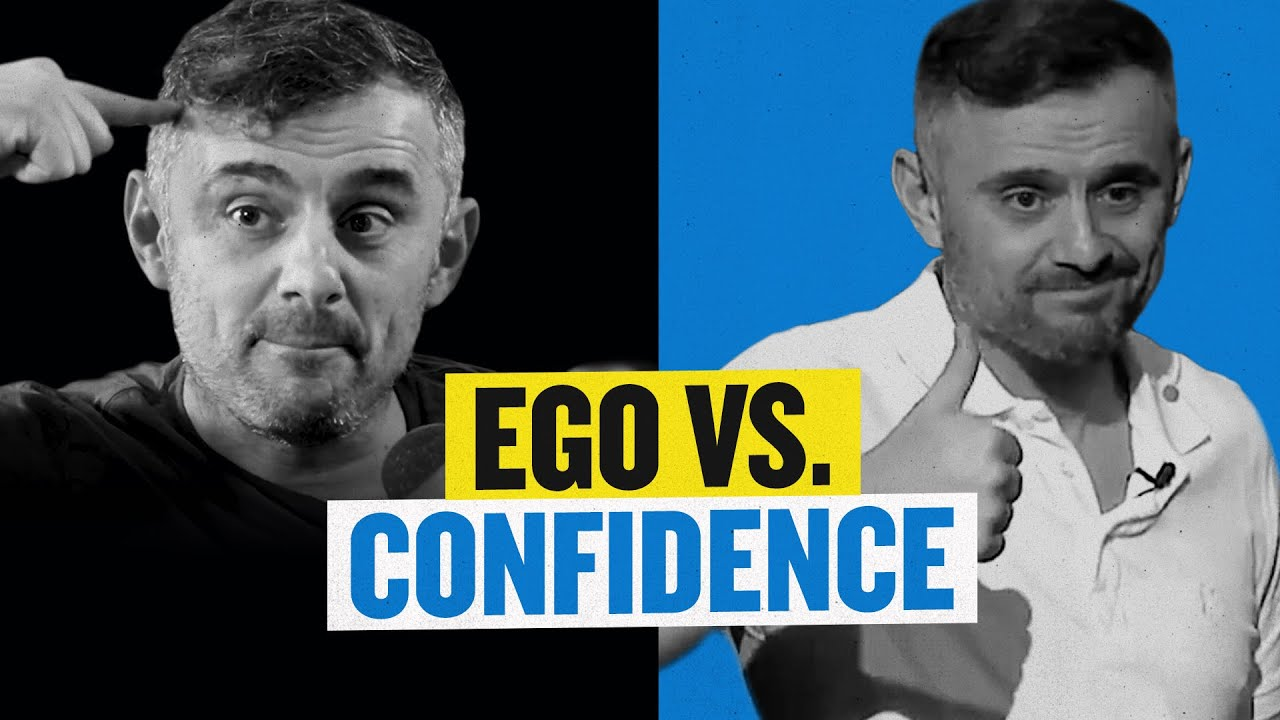How to Build Confidence and Self-esteem | Aubrey Marcus Podcast w/ GaryVee