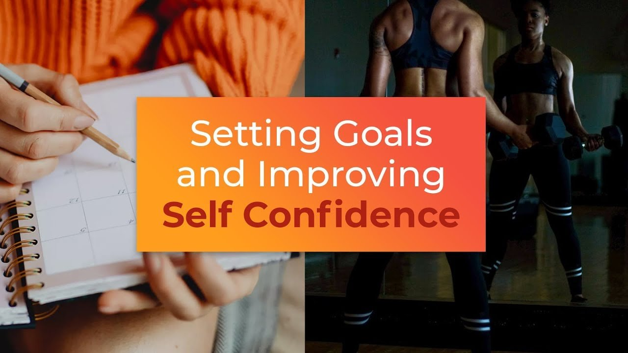 Setting Goals and Building Self Confidence | Brian Tracy