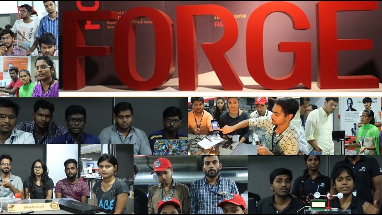 Forge's CEO taalks about the Smart India Hackathon