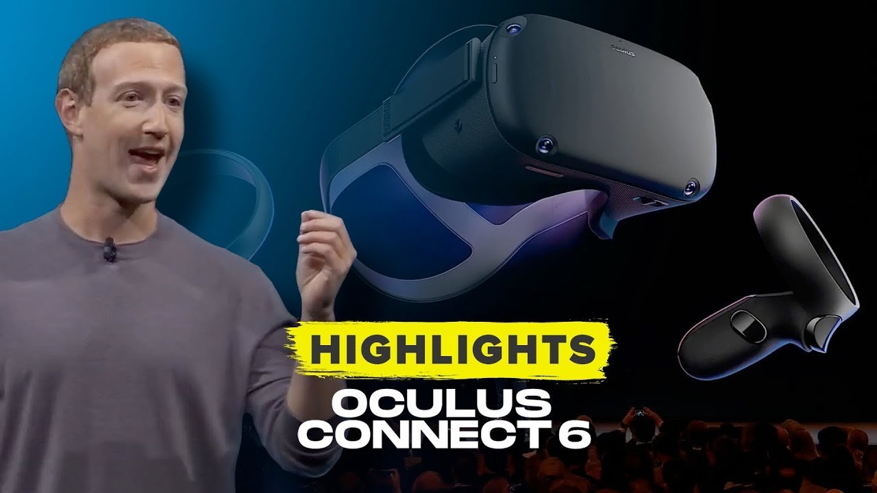 Oculus Connect 6 VR event
