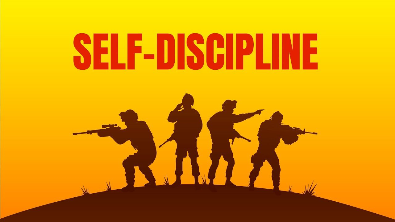 5 Easy Ways to Build Superhuman Self-Discipline – Atomic Habits by James Clear