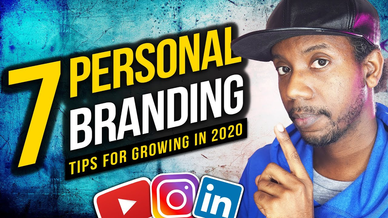 HOW TO BUILD A STRONG PERSONAL BRAND IN 2020 (7 Personal Branding Tips)