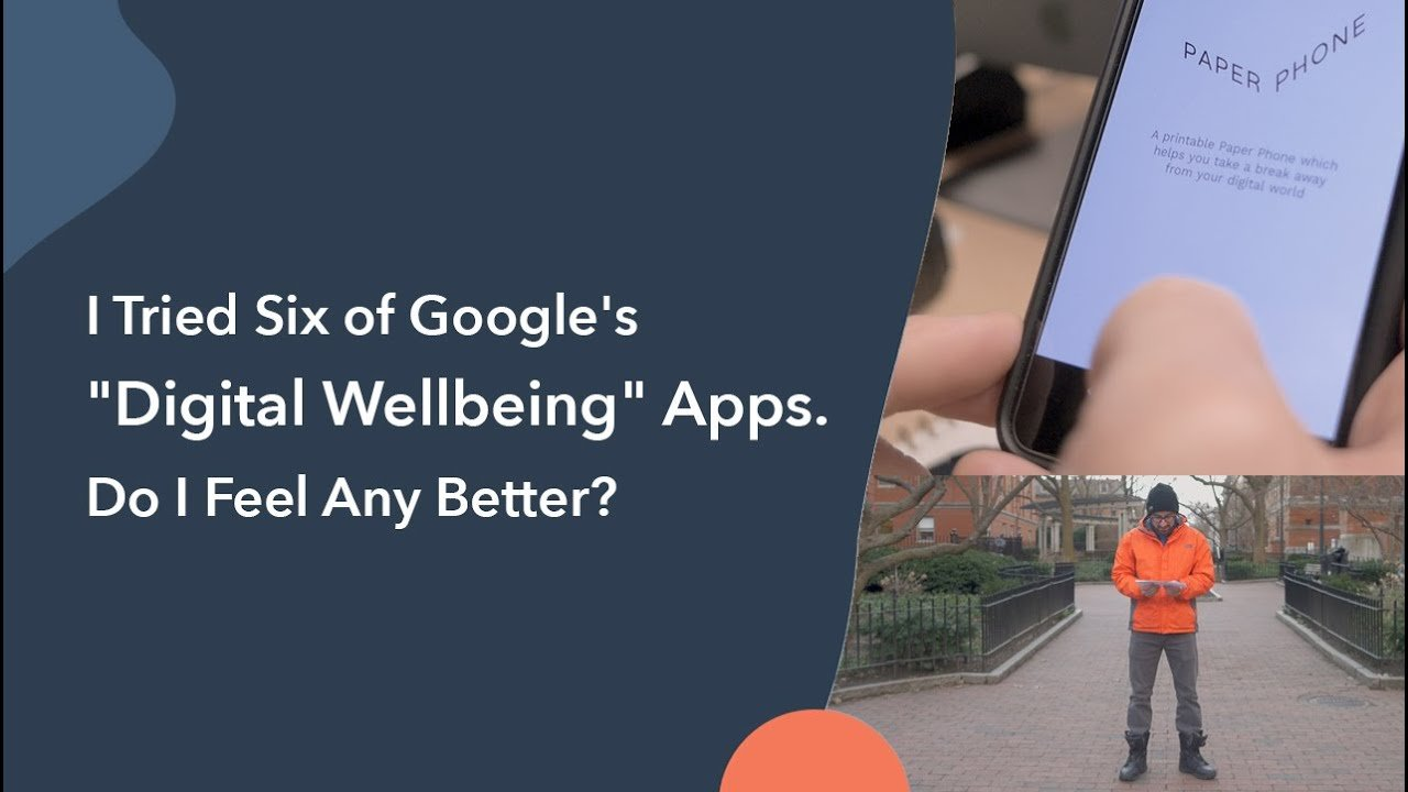 "I Tried Google's ""Digital Wellbeing"" Apps. Do I Feel Better?"