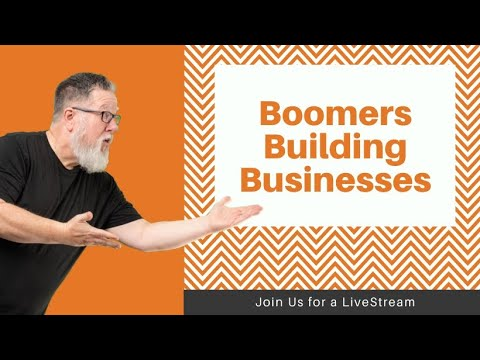 The Experience Economy – Boomers Building Online Busines