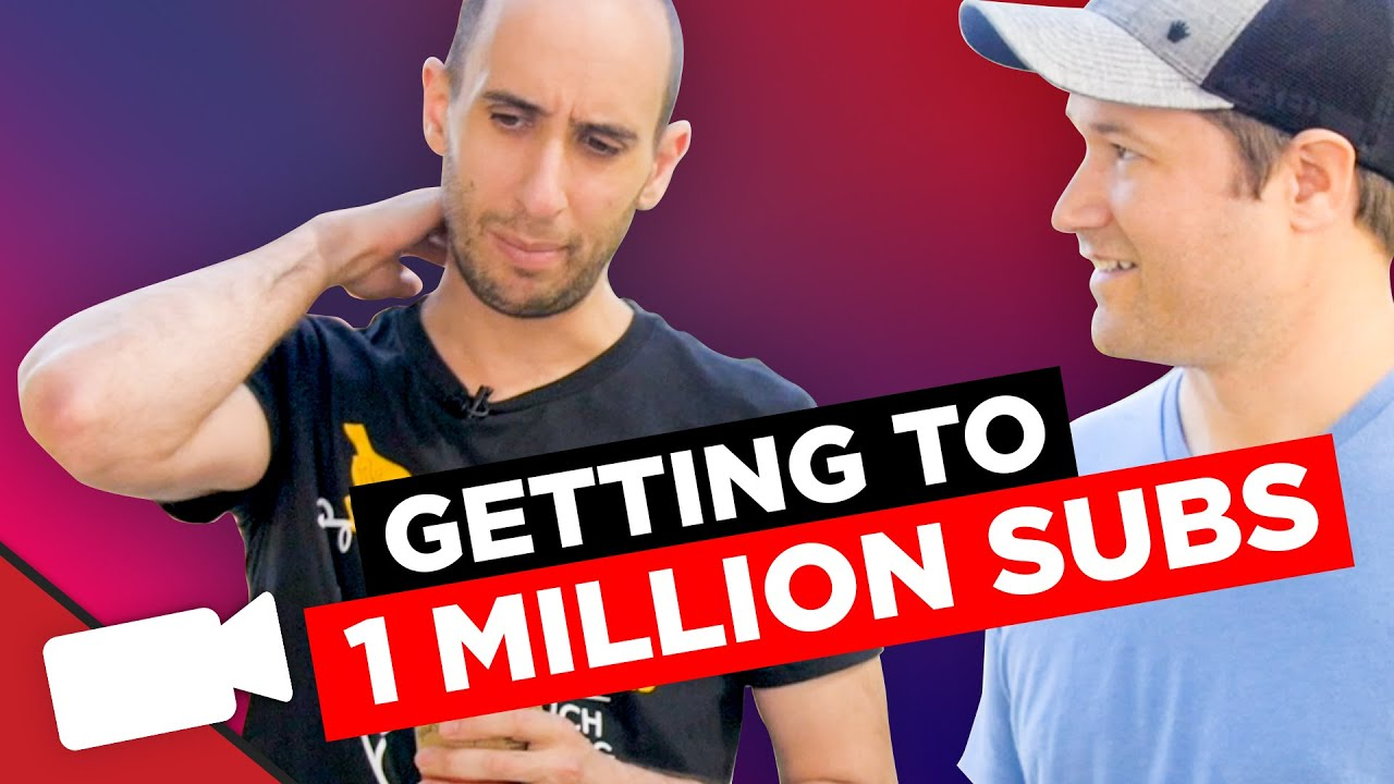 What It REALLY Takes To Reach 1 MILLION Subscribers