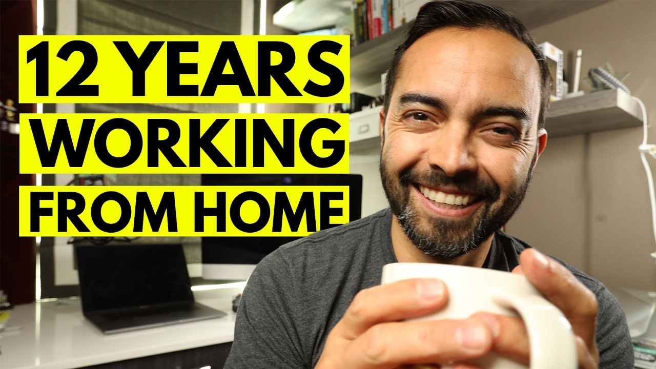 Top 10 Work from Home Productivity Tips (and How to Not Go Crazy!)