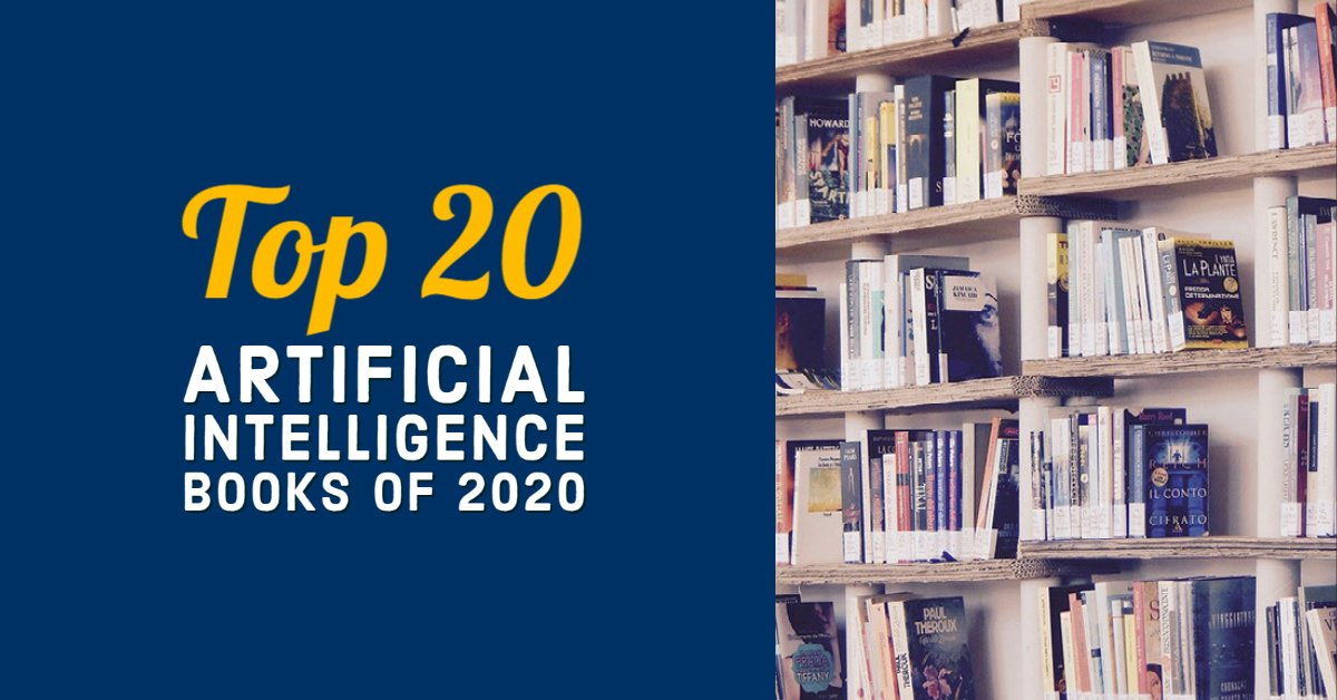 Top 20 Artificial Intelligence Books of 2020